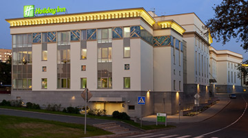 A new name and a new philosophy of Holiday Inn Moscow Tagansky hotel